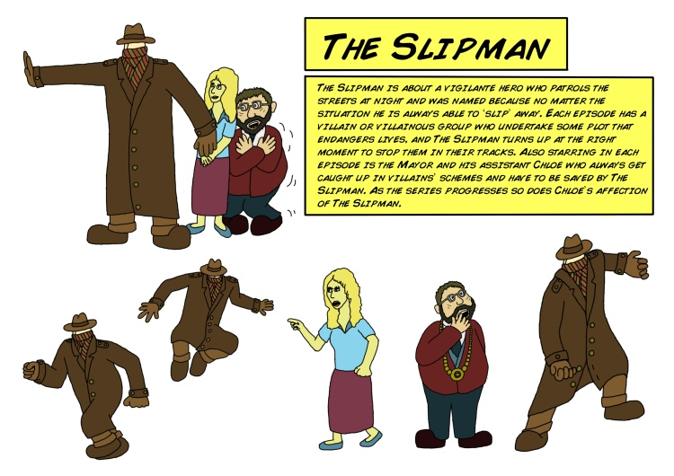 The Slipman page