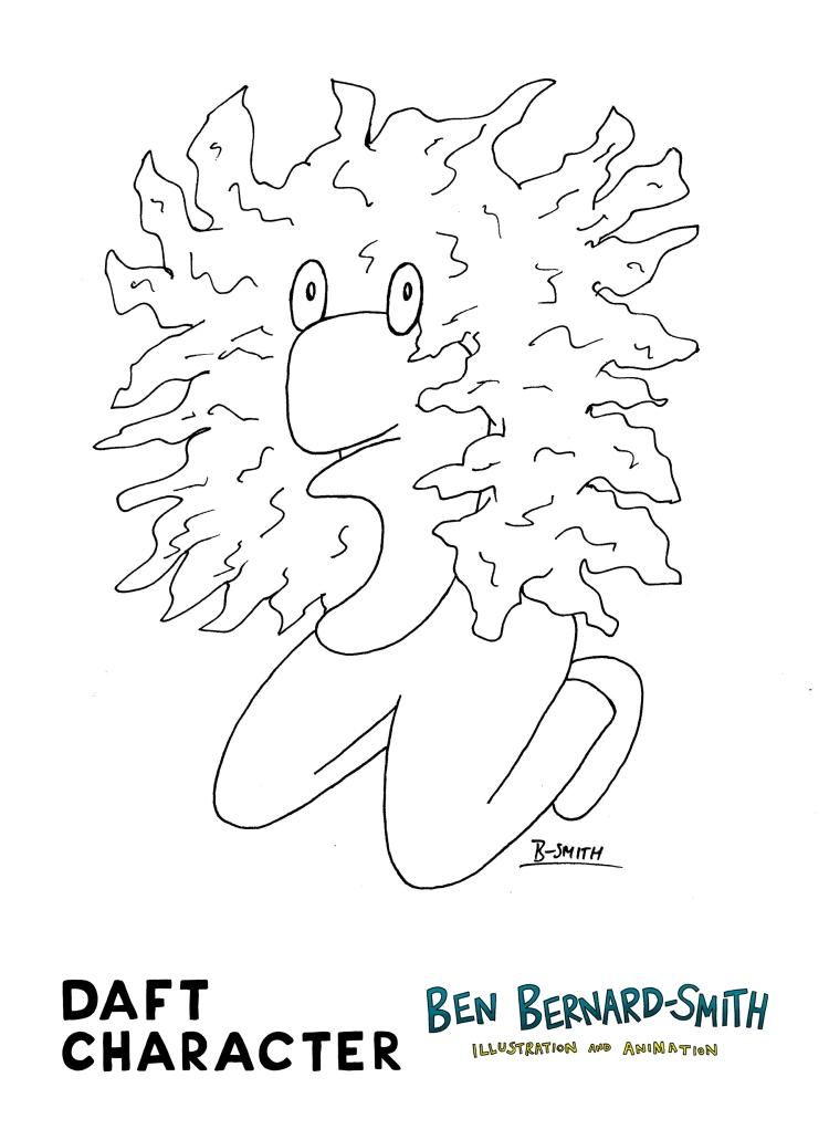 Daft Character 5