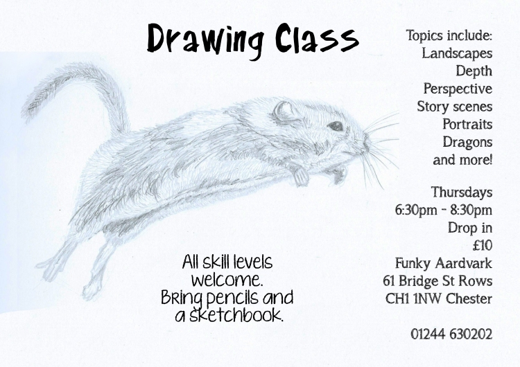 drawing-class-3-poster