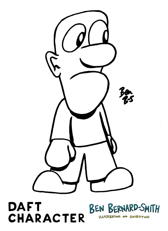 Daft Character 44