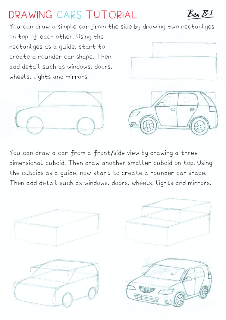 Cars tutorial