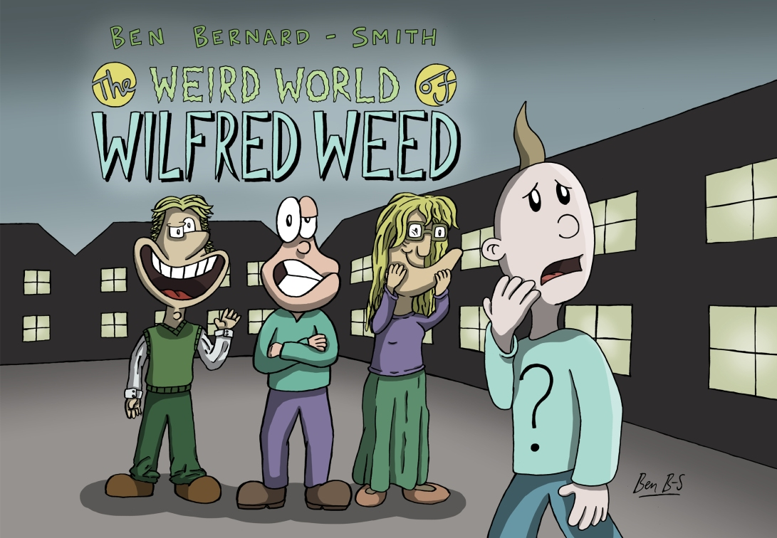 Wilfred Weed title icon